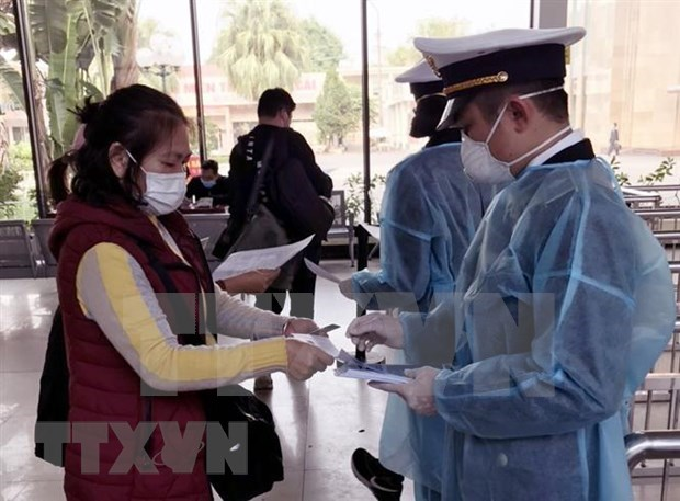 承天顺化省主动应对新型冠状病毒感染的肺炎疫情 hinh anh 1