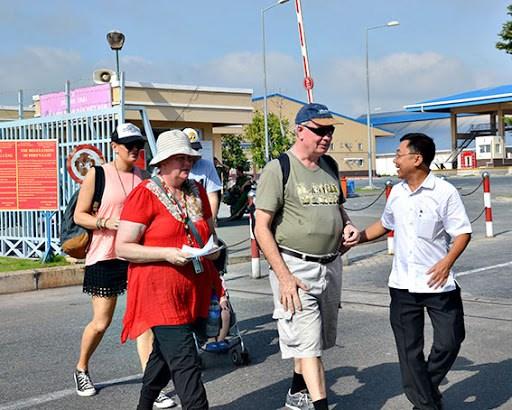 2020年春节期间越南全国各地接待游客量均呈现增长趋势 hinh anh 2