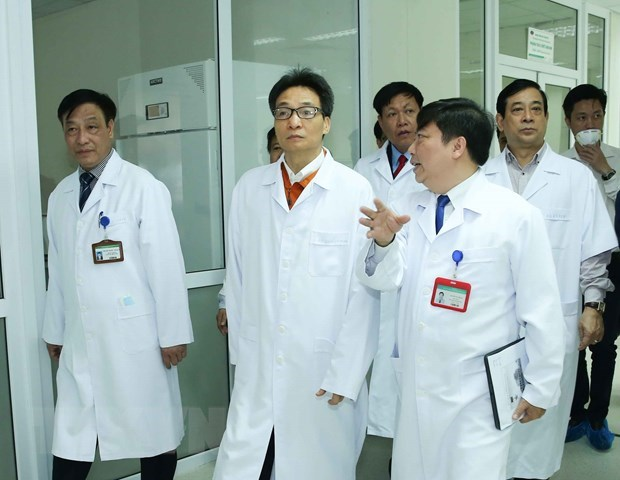 越南成立新型冠状病毒感染引起的急性呼吸道传染病防控工作指导委员会 hinh anh 1