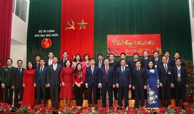 王廷惠:国家银库努力当好财政部和政府的参谋助手 hinh anh 2