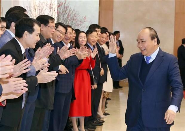 阮春福总理:防控nCoV疫情是最重要的任务 hinh anh 1
