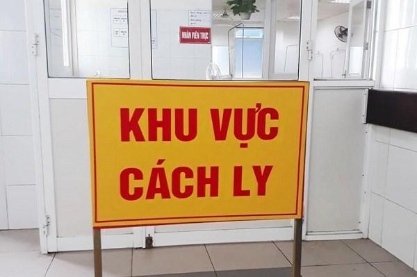 乂安省对从中国回来的一名疑似新型冠状病毒感染肺炎患者进行隔离治疗 hinh anh 1