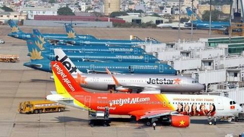 越南航空局:没有具体被取消的越南与中国之间往返航班数量 hinh anh 1