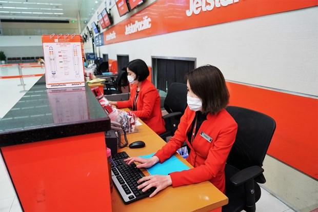 越航和捷星太平洋航空因新冠肺炎疫情调整往返中国的各航班执飞计划 hinh anh 2