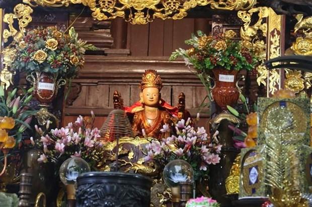 欧姬母塑像被列入国宝名录 hinh anh 1