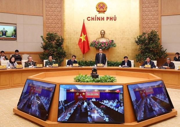 越南政府副总理武德儋:实现信息透明化 动用人民群众参与疫情防控工作 hinh anh 2