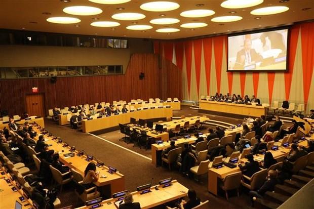 越南与联合国:越南成功担任2020年1月联合国安理会主席 hinh anh 2