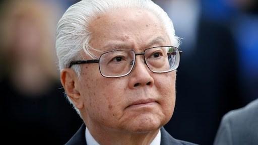 新加坡总统即将对印度尼西亚进行国事访问 hinh anh 1