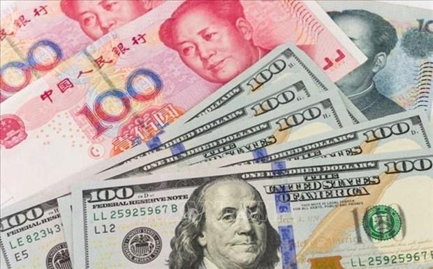 2月3日越盾对美元汇率中间价上调5越盾 hinh anh 1