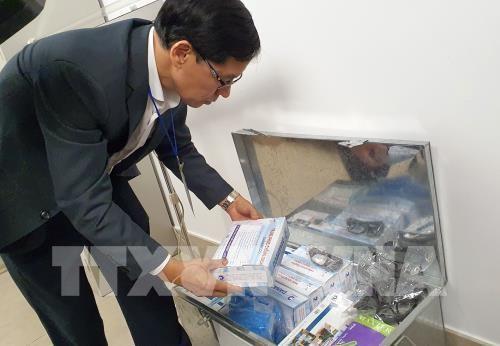 越南卫生部成立新型冠状病毒感染肺炎疫情防控工作监察小组 hinh anh 1