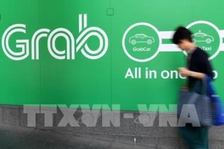Grab与现代合作在印尼开展电动出租车服务 hinh anh 1