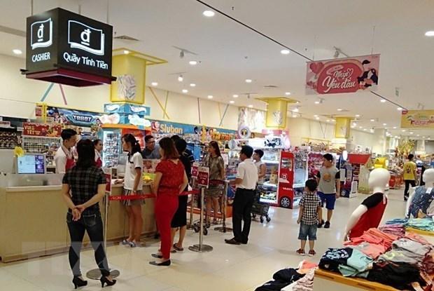 越南零售市场吸引日本投资者的眼球 hinh anh 1