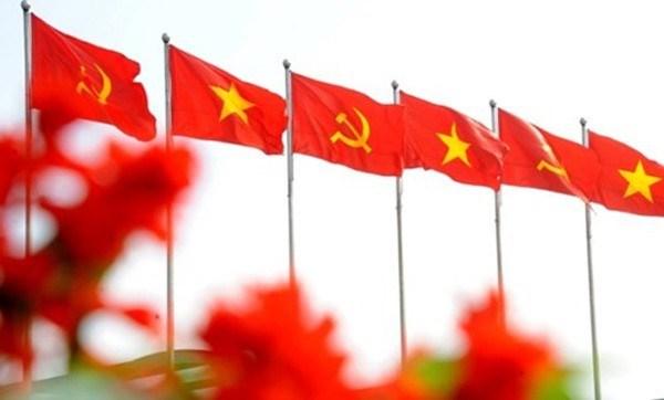 老挝人民革命党高度评价越南共产党所取得的成就 hinh anh 1