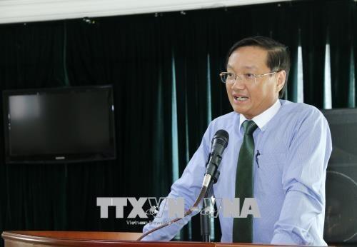老挝人民革命党高度评价越南共产党所取得的成就 hinh anh 2