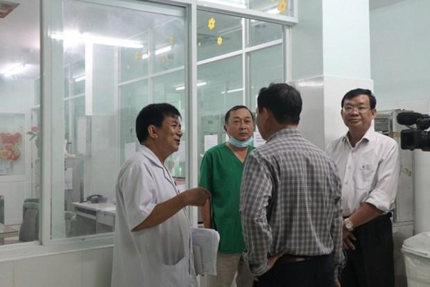 越南发现第8 例新型冠状病毒感染病例 hinh anh 1