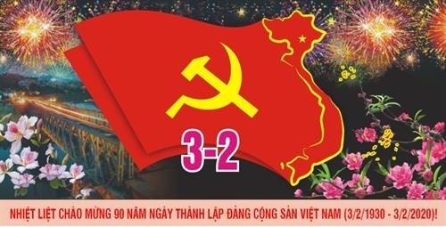 世界多国政党和国家领导致电祝贺越南共产党建党90周年 hinh anh 1