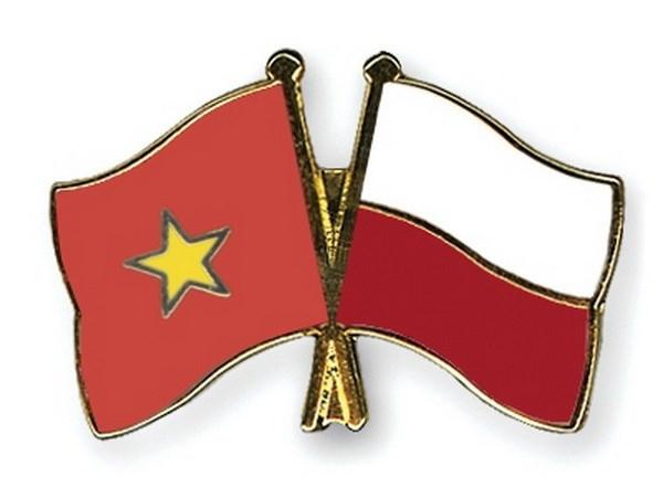 越南与波兰建交70周年:进一步扩大在各领域的合作 hinh anh 1