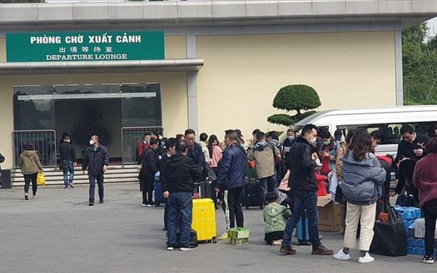 平阳省允许中国籍专家和工作人员暂不重返越南工作 hinh anh 1