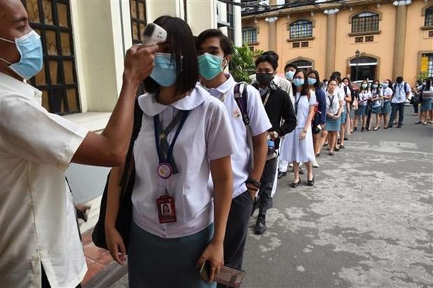 新型冠状病毒感染肺炎疫情:菲律宾现有疑似病例80例 hinh anh 1