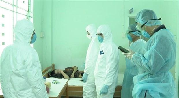新型冠状病毒感染肺炎疫情:全国各部门全力做好疫情防控工作 hinh anh 2