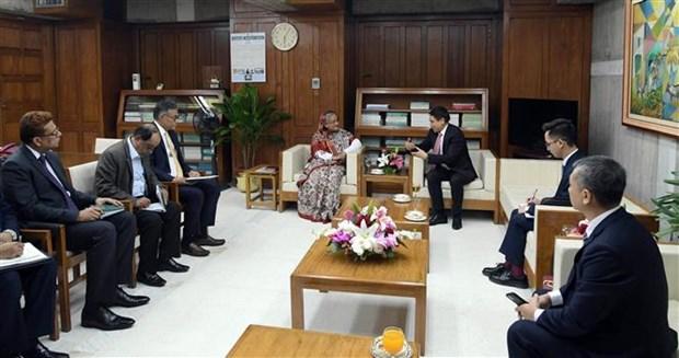进一步加强越南与孟加拉国友好合作关系 hinh anh 1