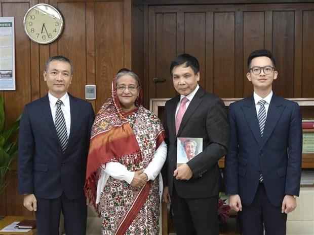 进一步加强越南与孟加拉国友好合作关系 hinh anh 2