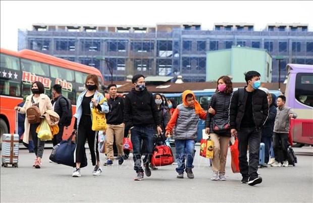 越南公路总局暂停发放前往疫区的国际道路运输联运许可证 hinh anh 1