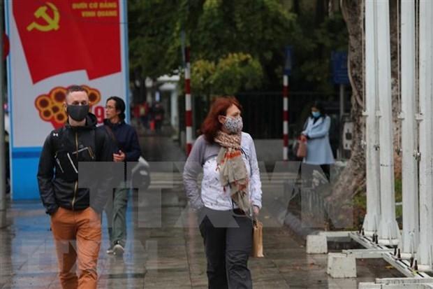 新冠病毒肺炎疫情:河内旅游业遭受严重影响 把游客安全放在首位 hinh anh 1