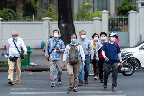 新型冠状病毒感染肺炎疫情:对来自或经过中国疫区入境的游客进行隔离观察 hinh anh 1