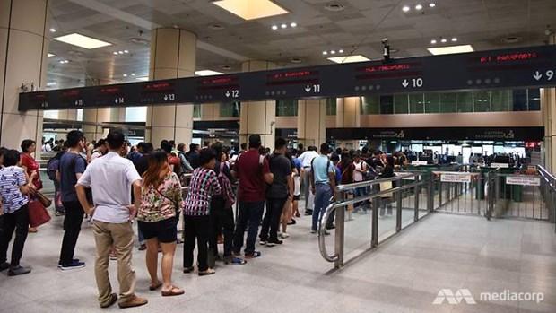 新加坡将停止接受马来西亚集体旅行证件 hinh anh 1