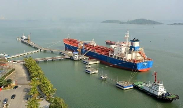 海防港:船舶进港前必须接受nCoV检疫 hinh anh 1