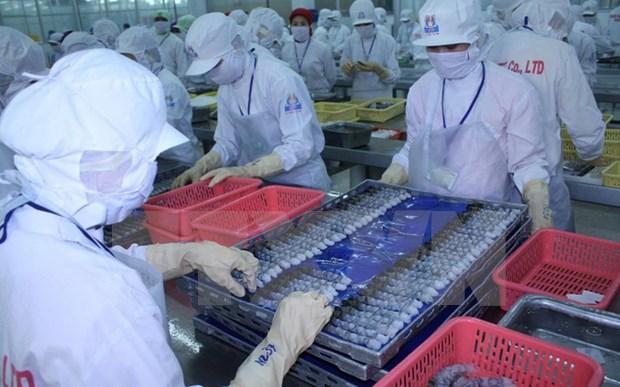 美国对出口虾类产品逃税行为提起调查 hinh anh 1