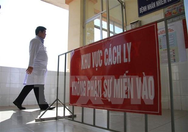 越南尽最大努力抗击新型冠状病毒 hinh anh 1