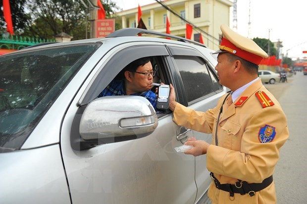 世界卫生组织驻越南代表:应继续开展酒精含量检测工作 hinh anh 1