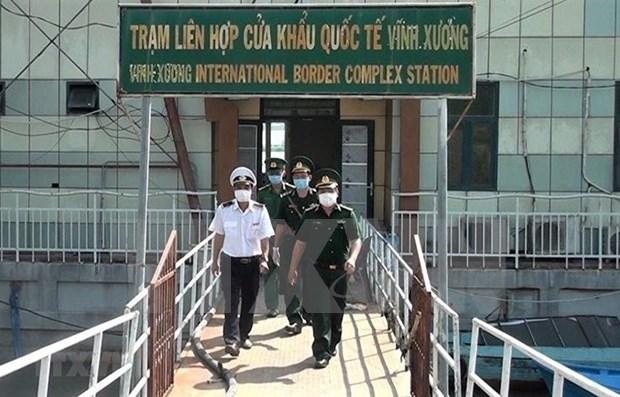 新型冠状病毒感染肺炎疫情:越南军队将疫情防控工作视为作战任务 随时准备应对 hinh anh 1