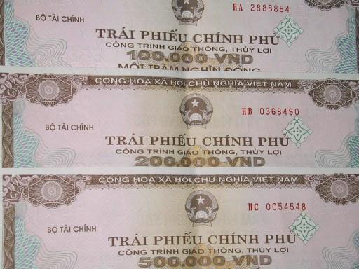 越南发行政府债券 成功筹集1.2万亿越盾 hinh anh 1