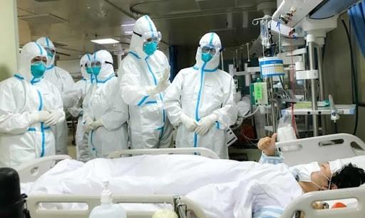 军事医学行业采取多项措施加大疫情防控力度 hinh anh 1