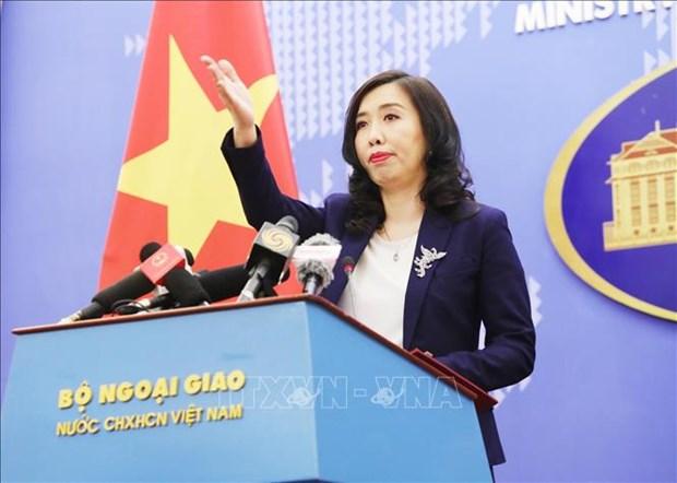 新型冠状病毒感染肺炎疫情:越南外交部积极开展在华越南公民领事保护工作 hinh anh 1
