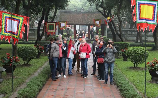 越南旅游:河内市各旅游景点恢复正常开放 hinh anh 2