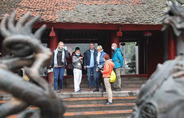 越南旅游:河内市各旅游景点恢复正常开放 hinh anh 1