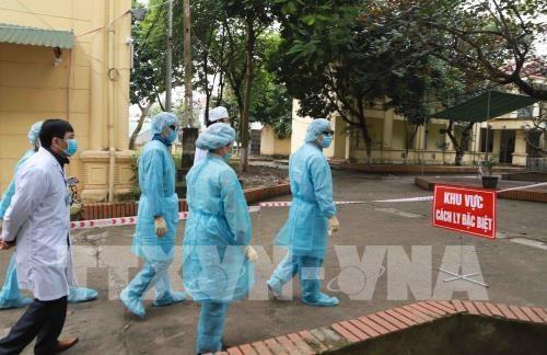 新型冠状病毒感染肺炎疫情:越南各地紧急开展新型冠状病毒感染肺炎疫情防控工作 hinh anh 1