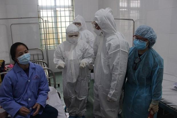 越南新发现第13例新型冠状病毒感染肺炎病例 hinh anh 1