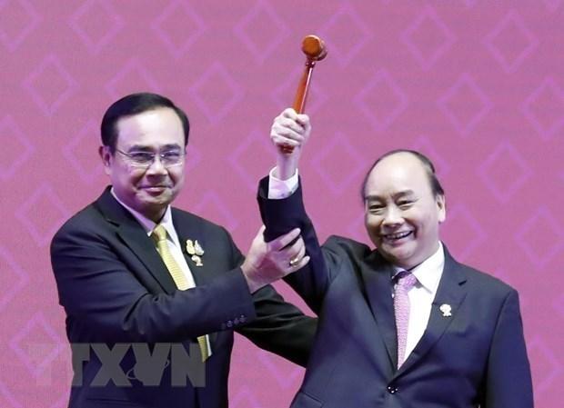 2020年东盟轮值主席国:新加坡专家认定越南拥有推动东盟向前发展的良好地位 hinh anh 1