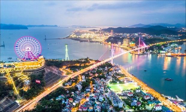 造访广宁省下龙市——遗产的新城 hinh anh 2