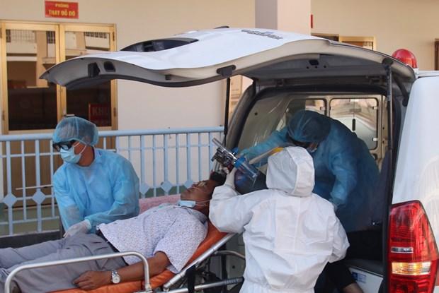 越南卫生部:为新型冠状病毒感染的肺炎病例进行免费治疗 hinh anh 1