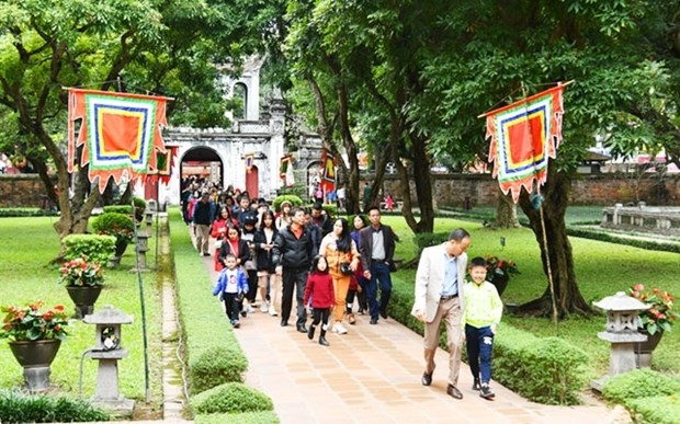 越南是旅游增长最快的国家之一 hinh anh 1