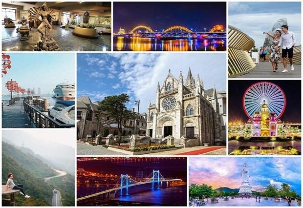 岘港市旅游业在新冠肺炎疫情中努力开发新市场 hinh anh 1