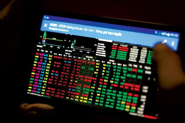 越南股市:外国投资者开始净买入 hinh anh 1
