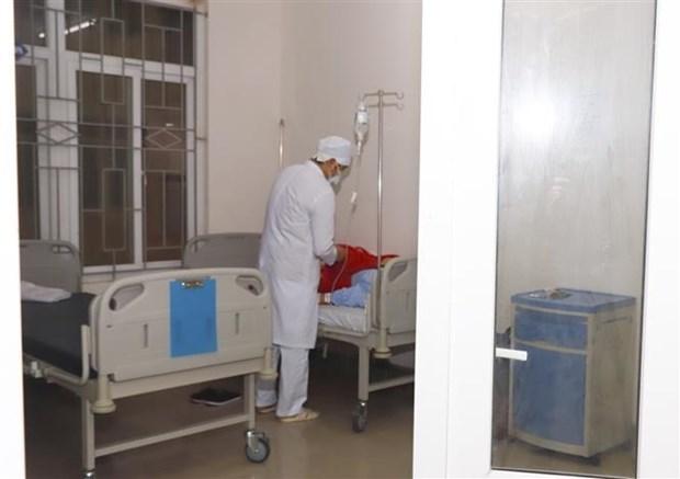 新冠肺炎疫情:越南多个被隔离者对新冠肺炎病毒呈阴性反应 hinh anh 1