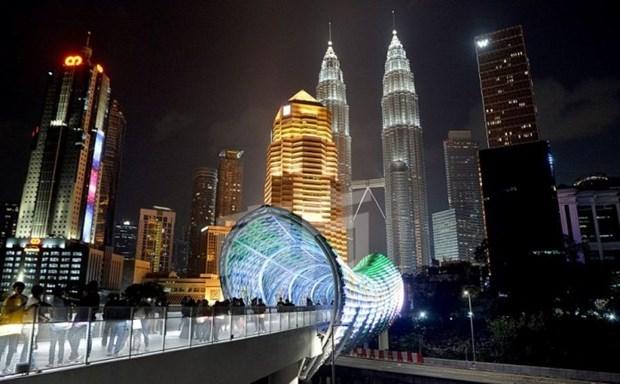 马来西亚经济增速创10年新低 hinh anh 1